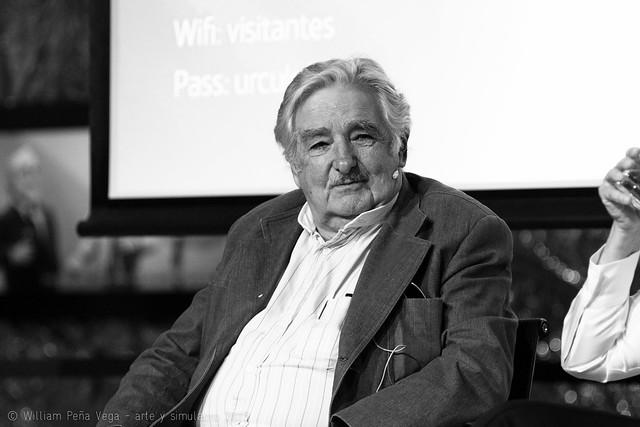 Pepe Mujica - Madrid - 19/9/2015