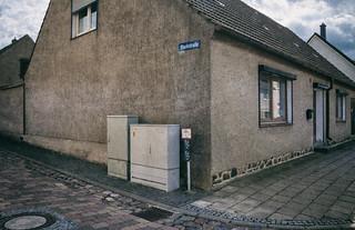 Blockstraße