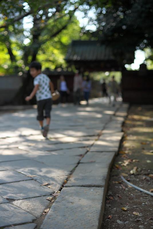 東京路地裏散歩 上野公園 2015年9月22日