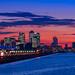 Sunset @ the Wharf by Syed Ali Warda