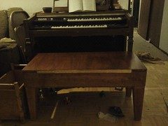 Piano bench by Bill 1939