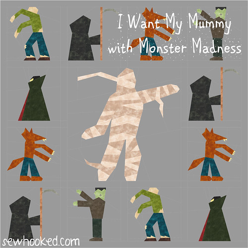 I Want My Mummy with Monster Madness