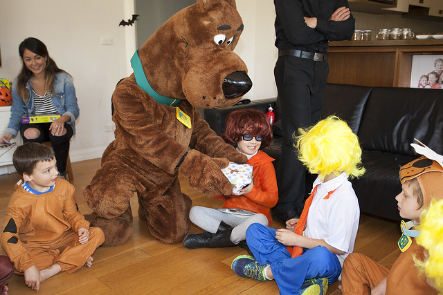 scooby doo party ideas IMG_8860