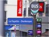 Bus stop in Paris by mahmudzuhdi