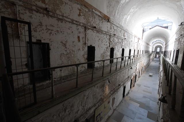 火, 2015-09-08 00:38 - Eastern State Penitentiary