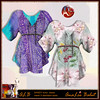 ALB SANDY tunic dress - GROUP FREE - mesh - AnaLee Balut