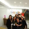 Morrendo de rir com esses #googleinnotarsbrasil fanfarrões! @eduardoisaia e Renato, vcs me matam #photobombers !