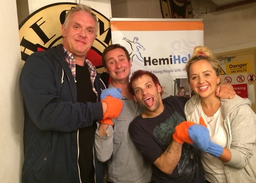 HemiHelp Comedy Night 2015