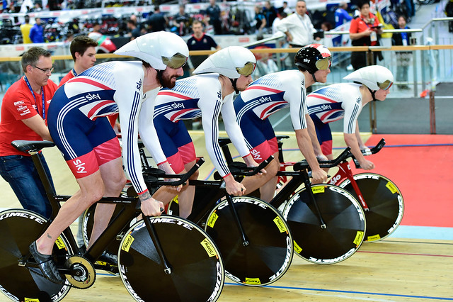 Track Worlds: US women make history with team pursuit gold ...