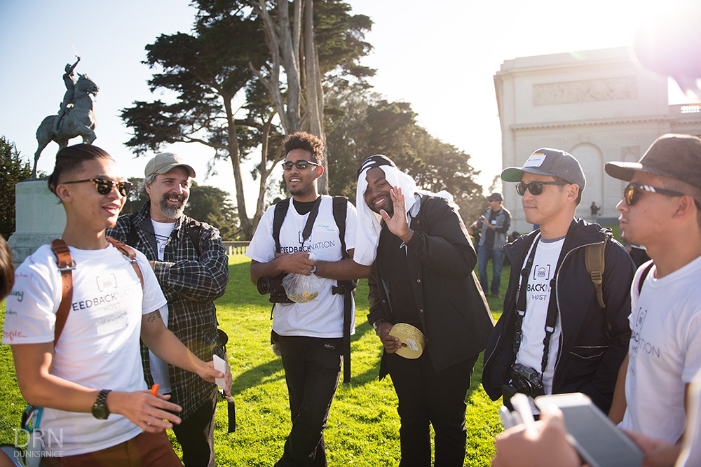 Feedback Nation SF Meet - 2015