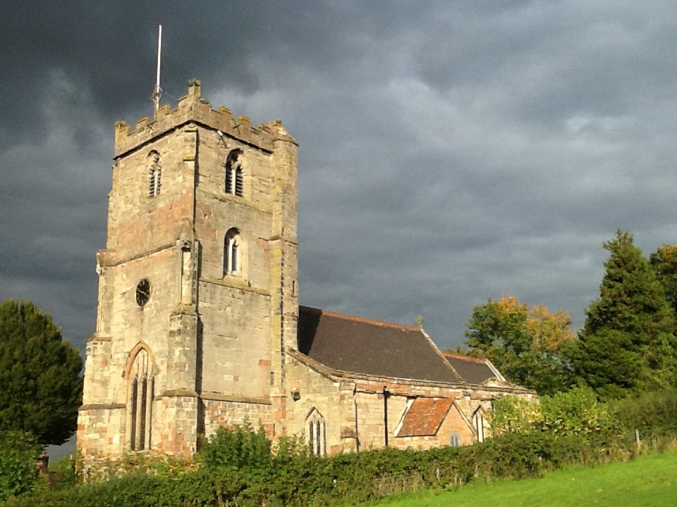 St John the Baptist Church, Brinklow
