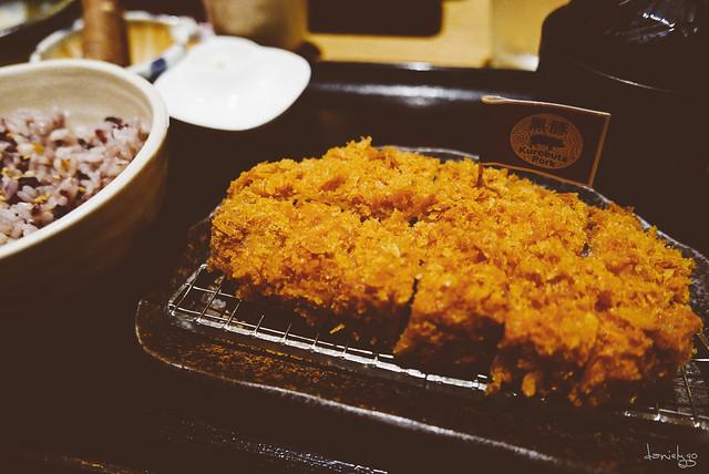 Kurobuta Pork Katsu