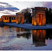 Small photo of Templo de Debod al caer la tarde