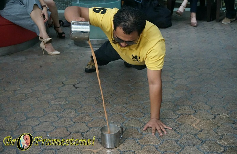 Cabaran Teh Tarik #MalaysiaWonders #GrandMillenniumKL #Seeties #TourismMalaysia #Thailand
