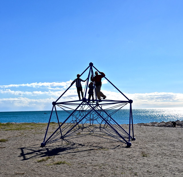 jungle gym - Day Trips From Malaga