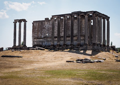 2014 Turquie, Cavdahisar, site arch.