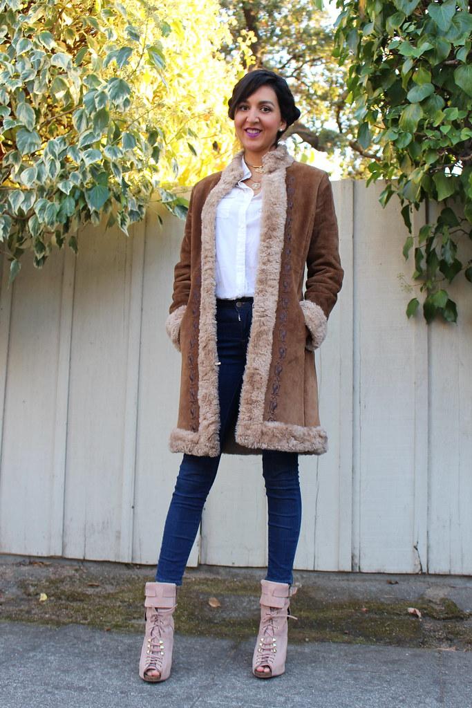 70s Inspired Coat 7