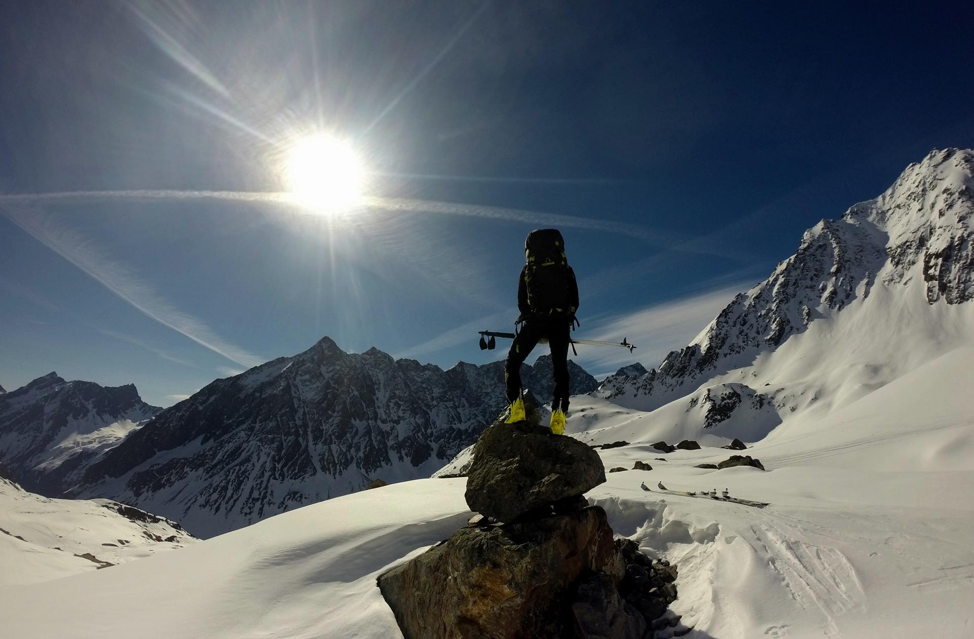 Hoher Seeblaskogel (3.235m)