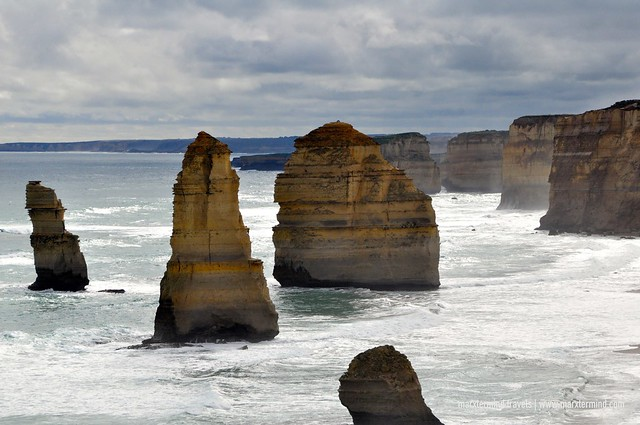 The Twelve Apostles Great Ocean Road Tour