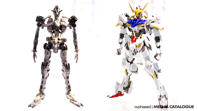 Gunpla Expo World Tour 2015 Japan - 'Hi-Resolution Model' Gundam Barbatos