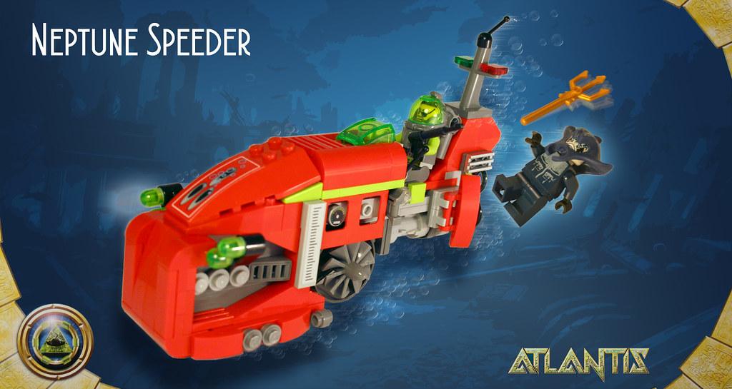Neptune Speeder