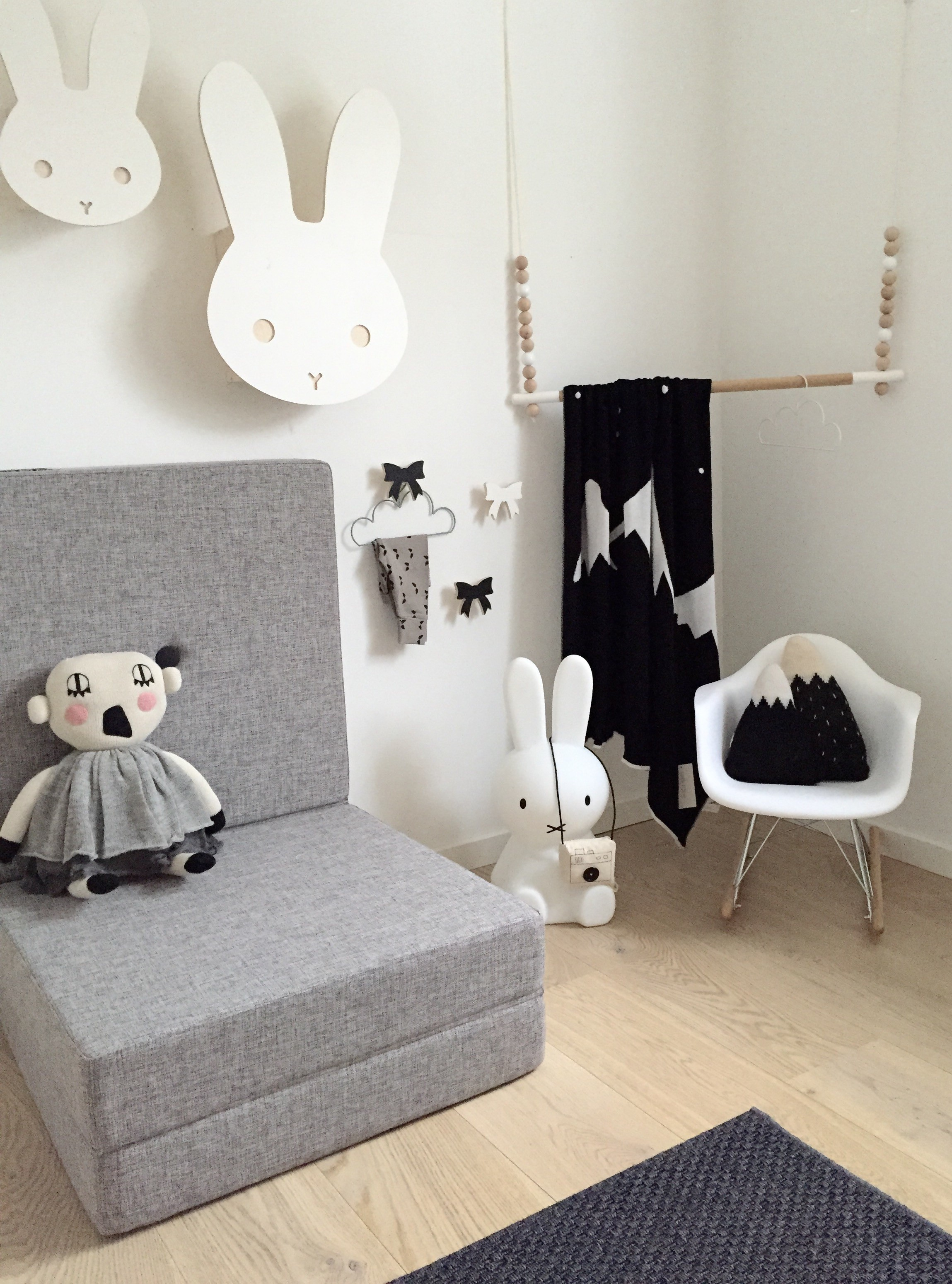 Kleines Karusell - bunny closets