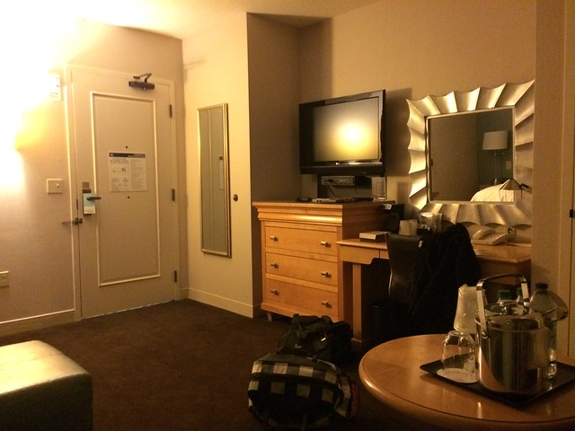 Our Hotel Room