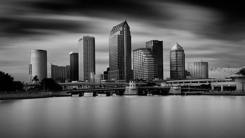longexposure bw architecture digital tampa landscapes florida fineart cityscapes 2015 leebigstopper afsnikkor1835mmf3545ged jaspcphotography nikond750
