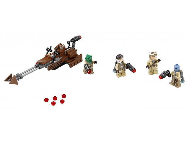 LEGO Star Wars 2016 | 75133 - Rebels Battle Pack