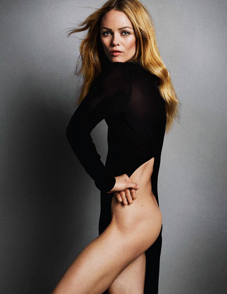 Ванесса Паради — Фотосессия для «Vogue» FR 2015 – 8
