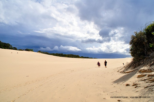 Sand Dunes Carlo Sand Blow