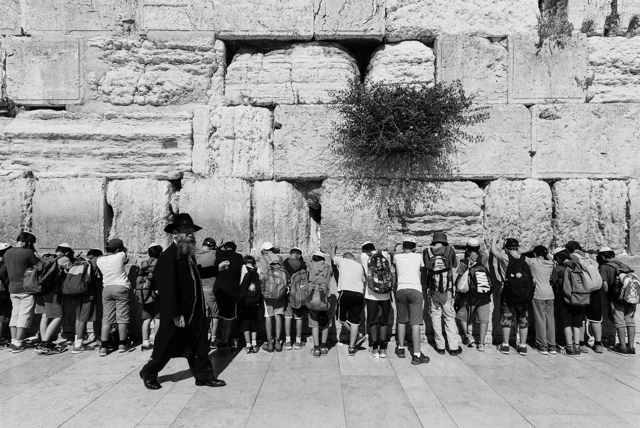 Wailing Wall Youth