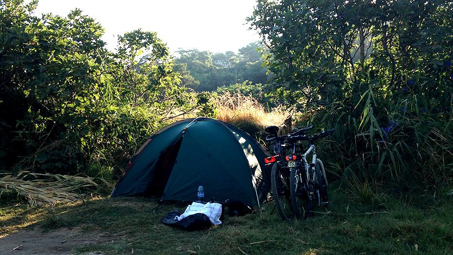 samos camping