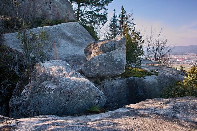 八畳岩 #13
