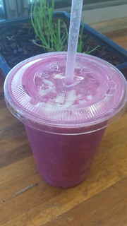 Cotton Candy Smoothie from Charlie's Fruit Market