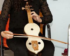 Instrumentos de muyeres - Bandurria