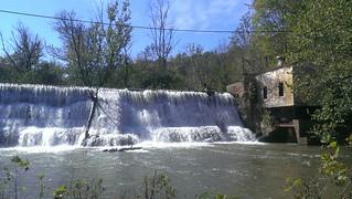 Pigg River Power Dam