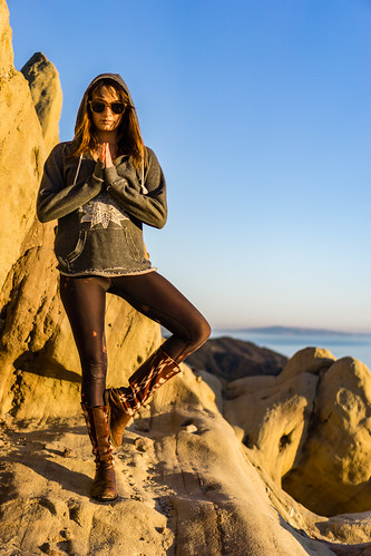 Yoga & Rock Climbing