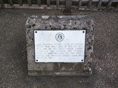 Photo of plaque number 42636