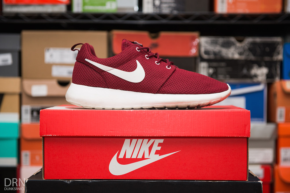 Team Red Roshe Runs.