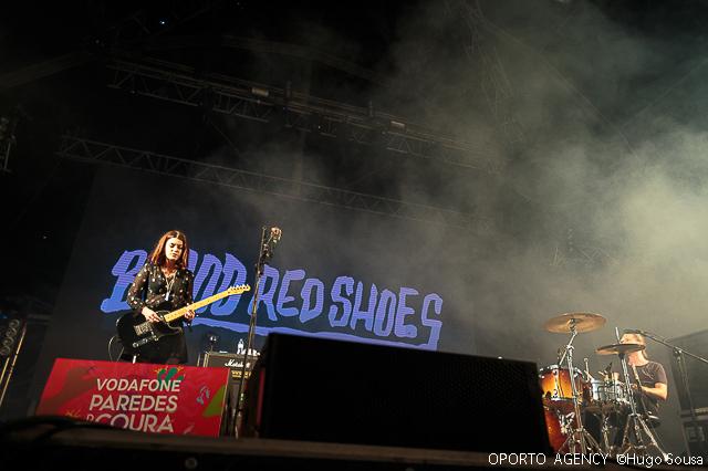 Blood Red Shoes - Vodafone Paredes de Coura '15