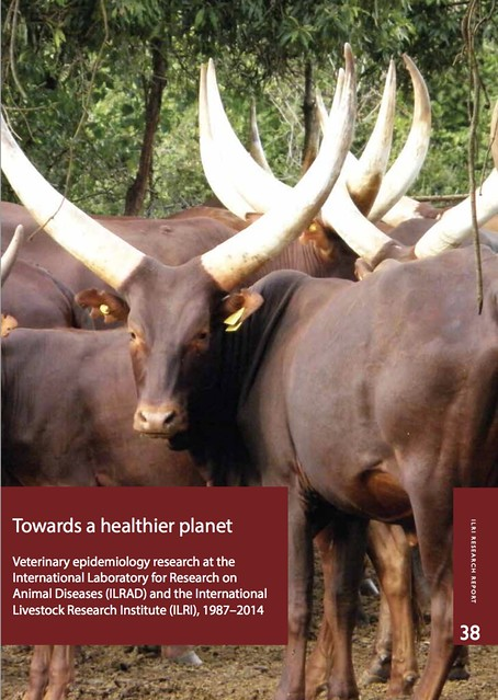 Towards a Healthier Planet, ILRI Research Report, 2015