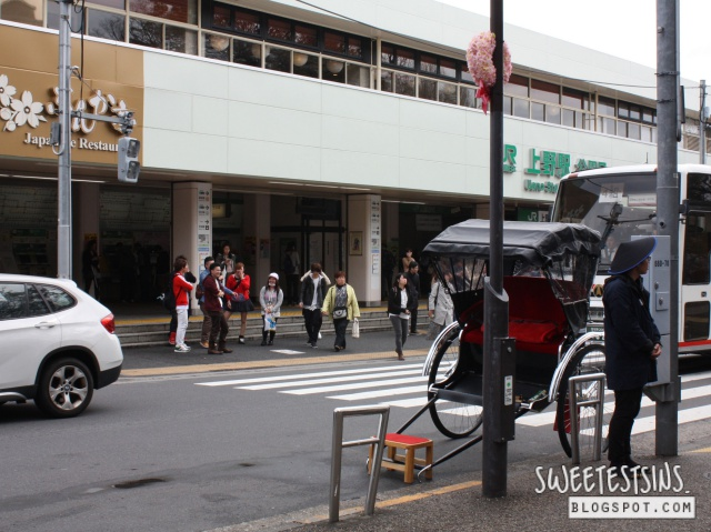 japan tokyo trip ueno park 4