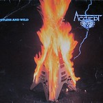 "ACCEPT RESTLESS AND WILD 12"" LP"