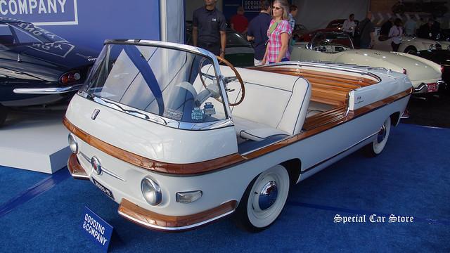 1956 Fiat Eden Roc