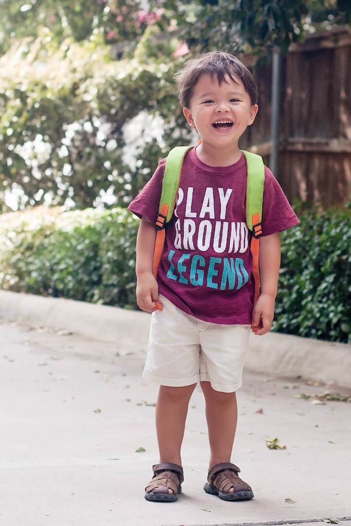 Back-To-School With Carters - Cute  Little  Dallas -3775