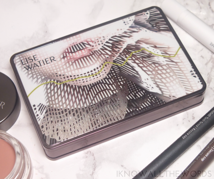 Lise Watier EYEvolution Eyeshadow Quartet (3)