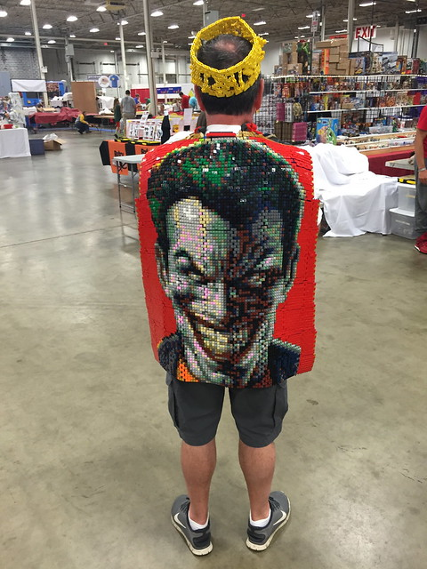 Lego Joker Cape