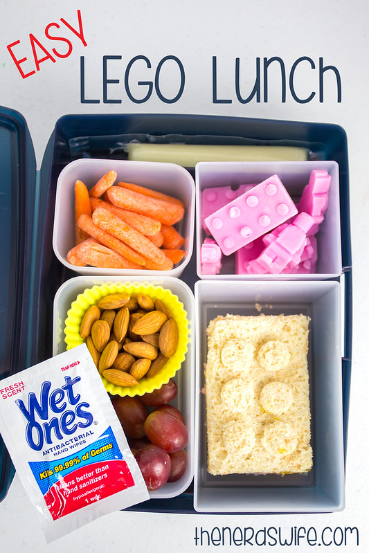 Easy LEGO Lunch