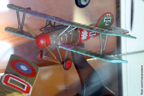 Albatros D.V 1:72 - Mitos del Aire